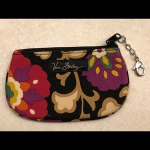 NWOT Vera Bradley card holder